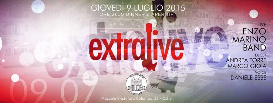 Shilling - Giovedì | Extralive